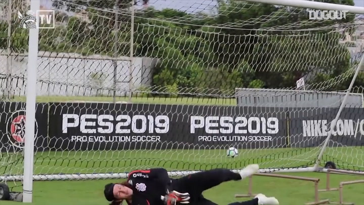 Corinthians Focused On Facing Botafogo