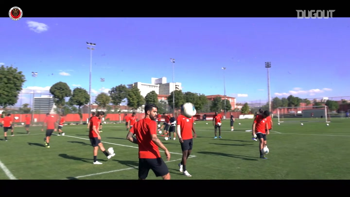 Gençlerbirliği'nde Trabzonspor maçı hazırlıkları