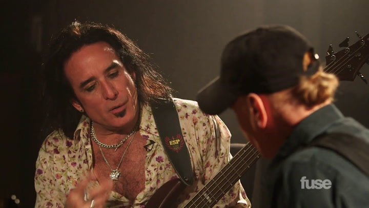 Marco Mendoza and Billy Sheehan Part 2