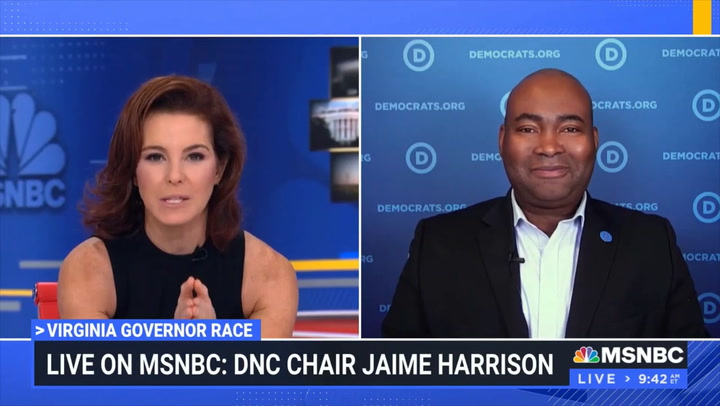 MSNBC's Ruhle: Democrats Seem 'To Just Be Running Against Trump' and Need to Address Inflation Instead of Saying 'It's Transitory'