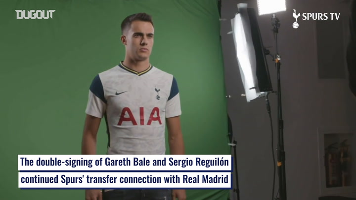 Spurs and Real Madrid's transfer connection