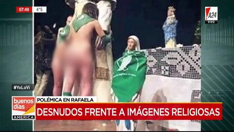 El intendente de Rafaela se disculpó por el revuelo de la obra Dios