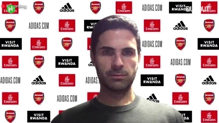 Arteta hails Auba mentality after Arsenal star breaks Henry record