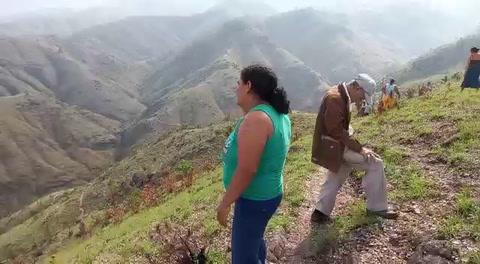 Mamá de menor encontrado muerto en montaña: