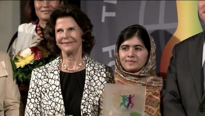 Malala geeft geld voor Palestijnse scholen