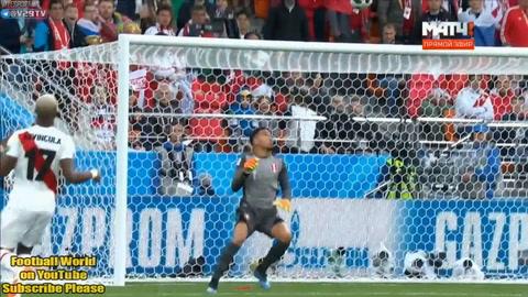 Francia se puso en ventaja y complica la permanencia de Perú en el Mundial