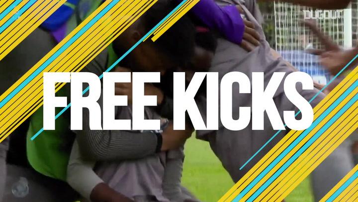 Free-Kicks: Romário Baró Vs Hoffenheim
