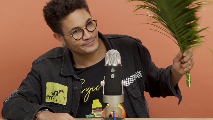 Bryce Vine Does ASMR with Sour Patch Kids