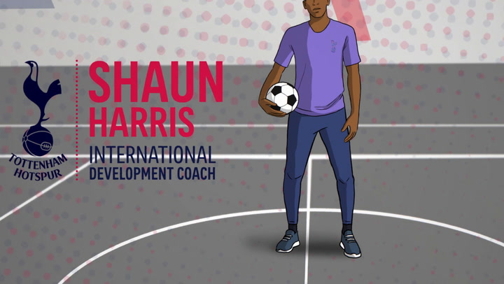 Skill & Drills with Tottenham Hotspur FC and AIA: Chapter 4