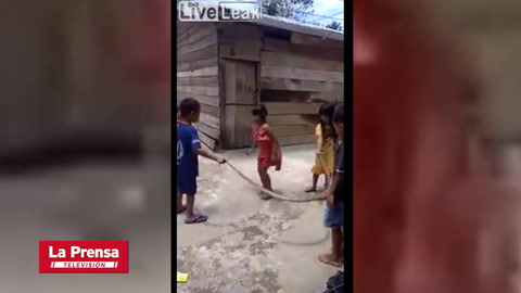 Video viral: Sorprenden niños que