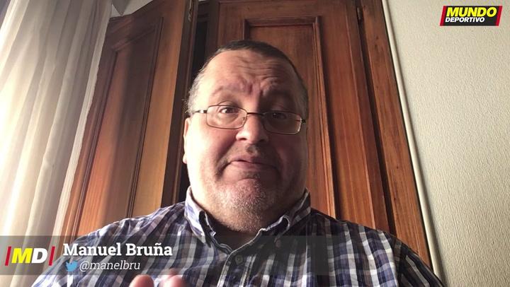 Manuel Bruña: