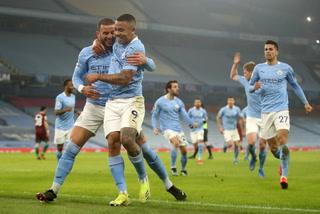 ¡Monstruoso! Manchester City aplasta a Wolves en Premier League y suma su victoria número 21 al hilo