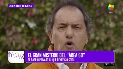 El gran misterio del Area 60