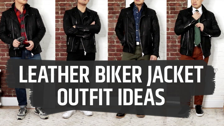 ef6041b0501 The Ultimate Guide To Buying A Leather Jacket - Effortless Gent