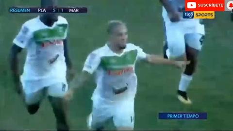 Platense 5-2 Marathón (Liga Salvavida)
