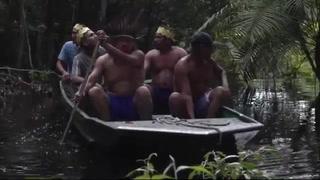 Indígenas de Amazonía en