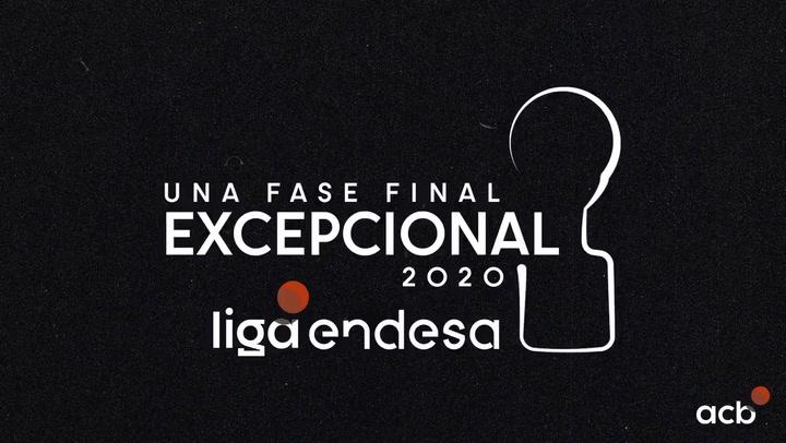 El final de Liga Endesa se jugará en Valencia entre el 17 y el 30 de junio
