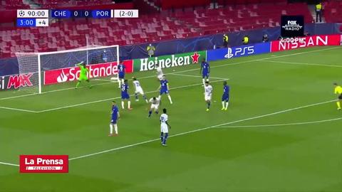 Chelsea 0 - 1 Porto (Uefa Champions League)