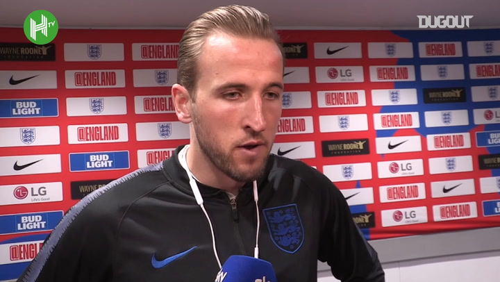 Harry Kane Assesses 2018 And Looks Into The Future