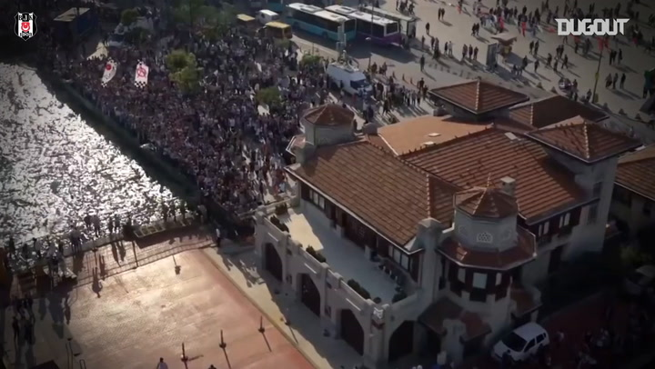Beşiktaş Ağaçlı Yol Marşı