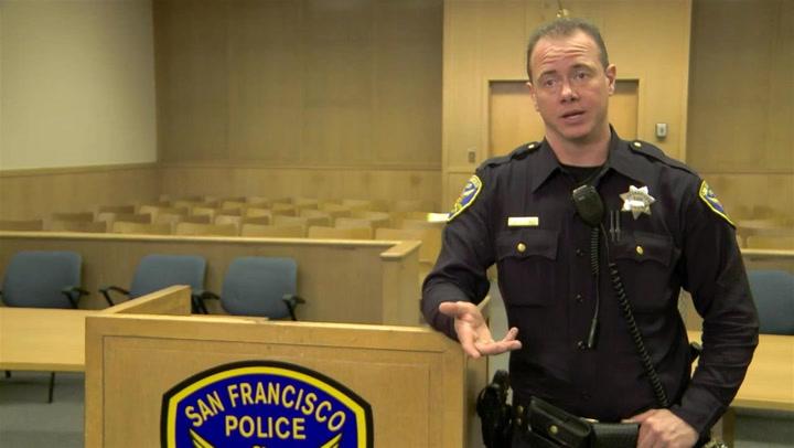 Meet Officer Broderick Elton, SFPD's Transgender Liaison