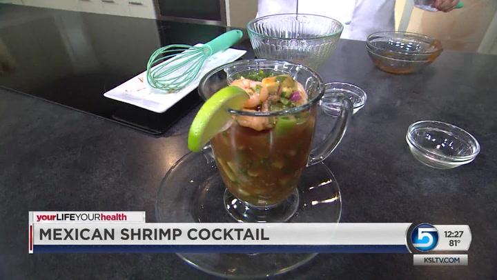 How To Make Mexican Shrimp Cocktails