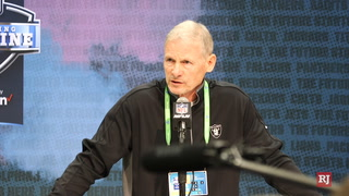 Raiders GM Mike Mayock on What Positions Need Improvement in 2020 – Video