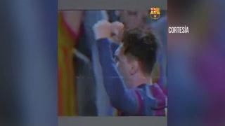El curioso mensaje que publicó el Barcelona en cumpleaños 32 de Leo Messi