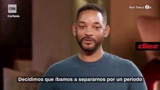 ESCÁNDALO: Esposa de Will Smith le confiesa al actor que le fue infiel con un amigo de su hijo