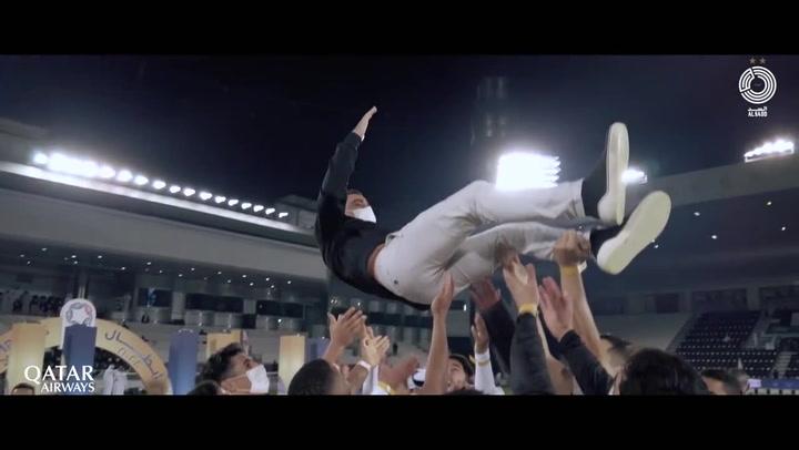 La victoria del Al Sadd de Xavi en la Liga de Qatar, vista desde dentro