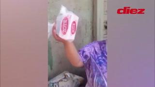 Mexicanos molestos con hondureña por despreciar su famoso jabón Zote