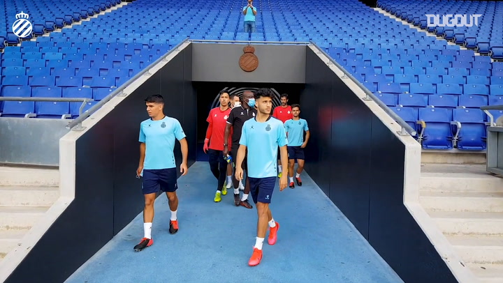 RCD Espanyol return to their stadium