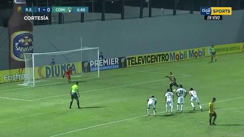 Real España 1 - 0 Comunicaciones (Copa Premier Centroamericana)