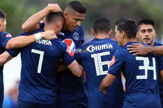 Motagua hunde más al Real de Minas en Danlí y sigue líder del Clausura