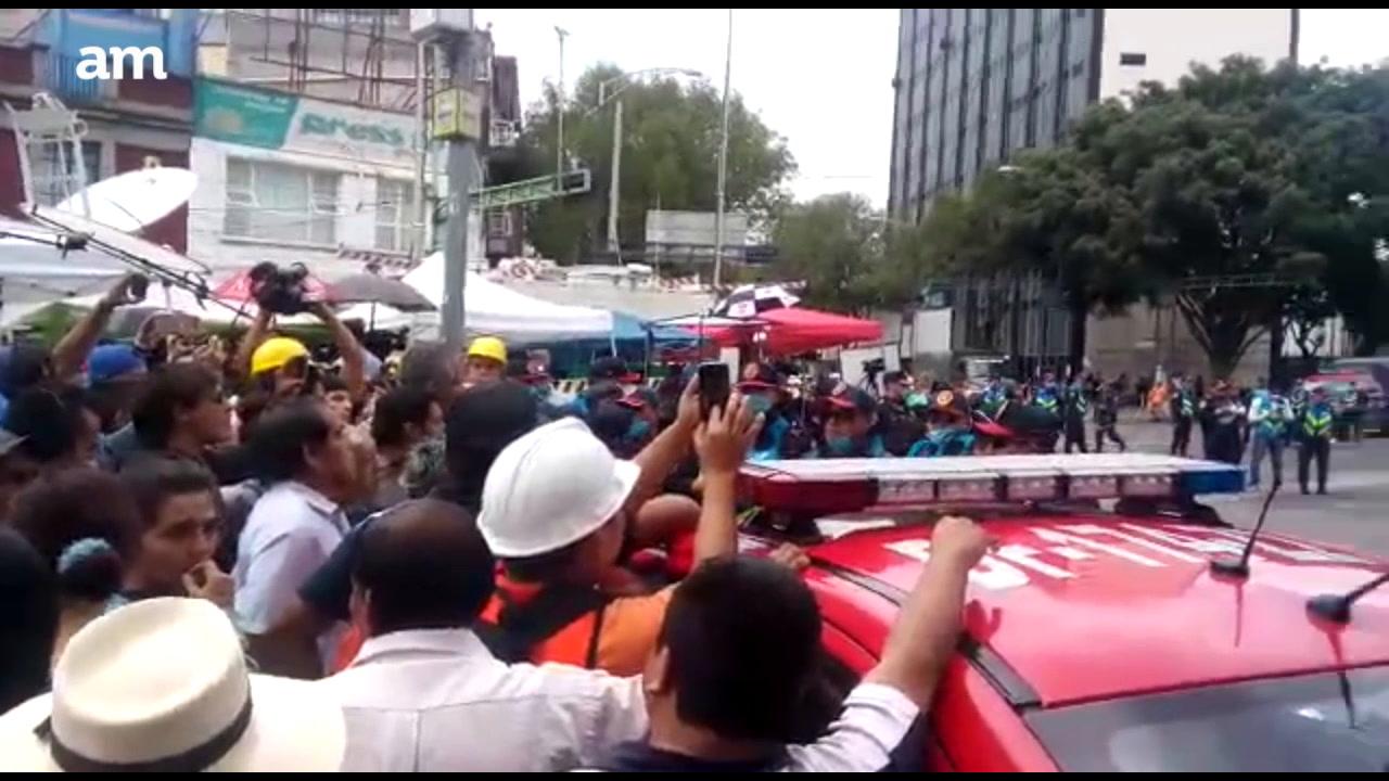 Limitan a topos de México para realizar su trabajo
