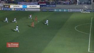 UPN 1-1 Olimpia (Liga Nacional)