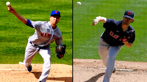 Jacob deGrom or Shane Bieber, who would you rather have the next 4 years?