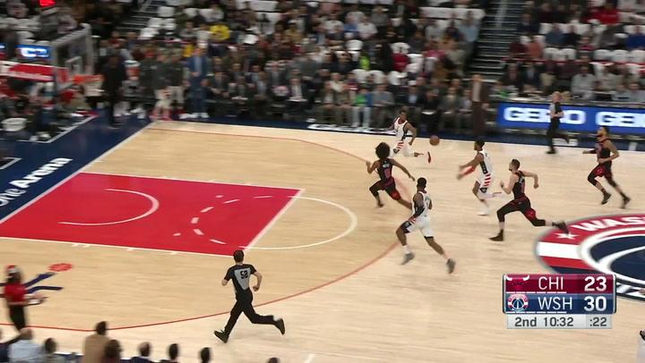 Las 10 mejores jugadas de la jornada de la NBA el 18 de diciembre de 2019