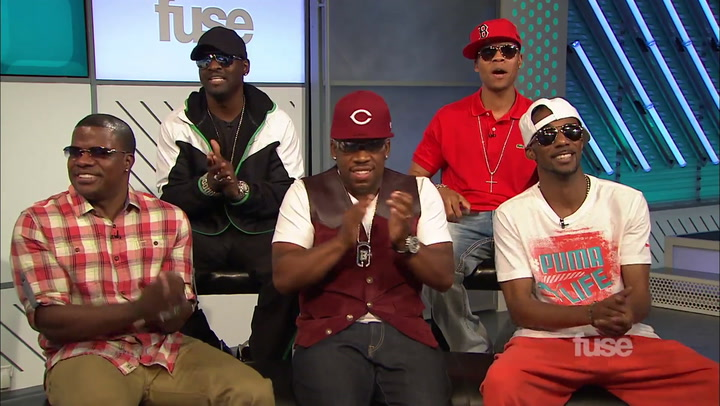 Shows: Trending 10: New Edition Dance with Zuri (June 2014)