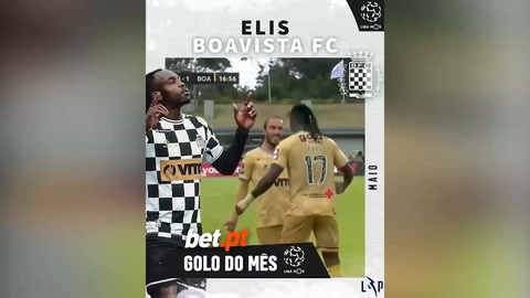 Gol de Alberth Elis fue elegido como el mejor de mayo en Portugal
