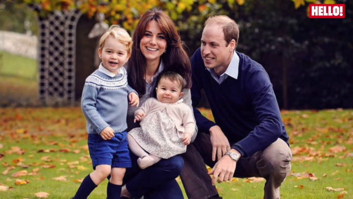 Happy birthday Princess Charlotte! Watch our favourite pictures of Prince William and Kate\'s youngest child
