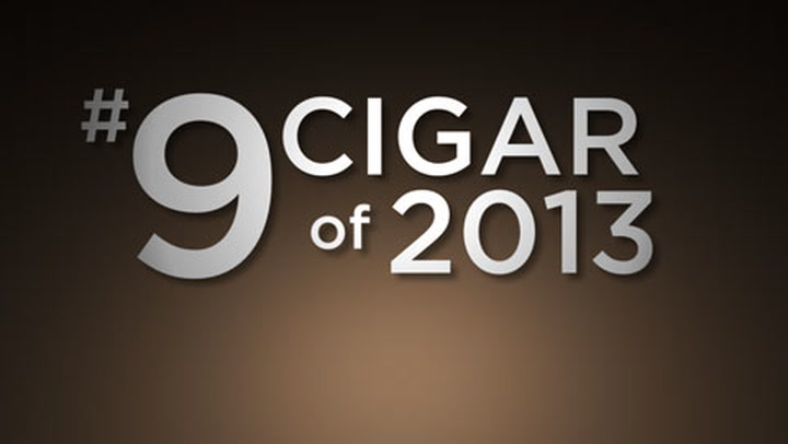 No. 9 Cigar of 2013