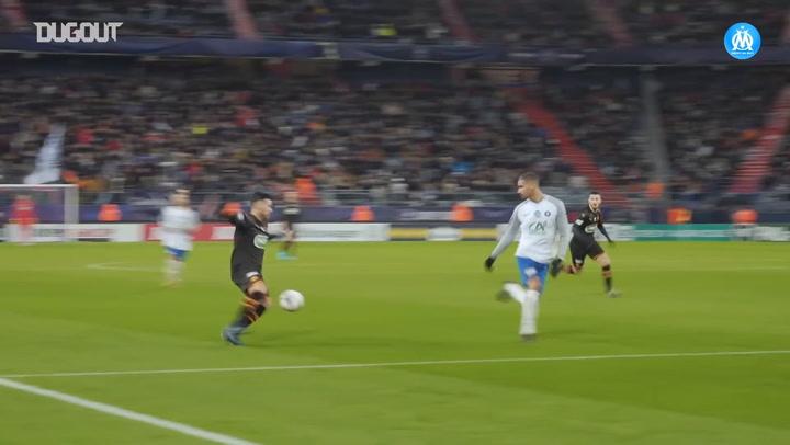 Radonjić's best moments with OM this season 2019-20