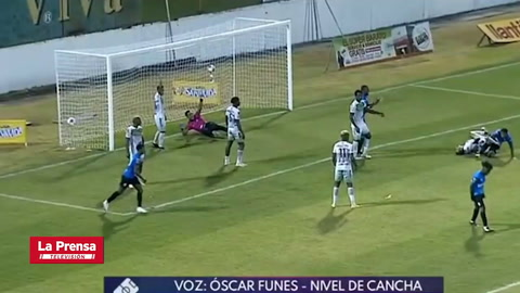 Futbolista del Platense es trasladado de emergencia a un hospital tras problemas para respirar