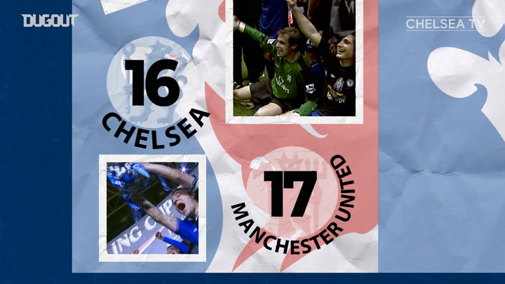 Chelsea and Manchester United: The most successful clubs​ of the Premier League era