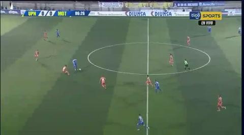 UPN 0-1 Motagua (Jornada 9 Liga Nacional)