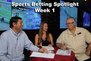 Sports Betting Spotlight Week 1