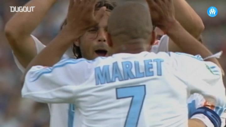 Olympique Marseille's top five goals vs Bordeaux