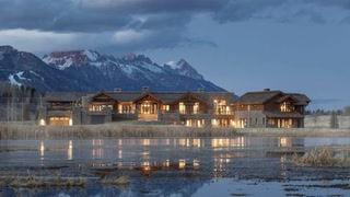 'Architectural Marvel' of a Ranch Is One of Country's Most Expensive Homes