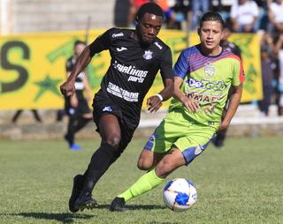 Real de Minas y Honduras Progreso están empatando 1-1 en Danlí